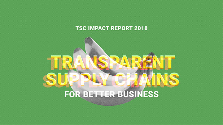 The Sustainability Consortium's 2018 Impact Report Shows Rapid Year-Over-Year Improvements for Suppliers Committed to Measuring Transparency in Their Supply Chains