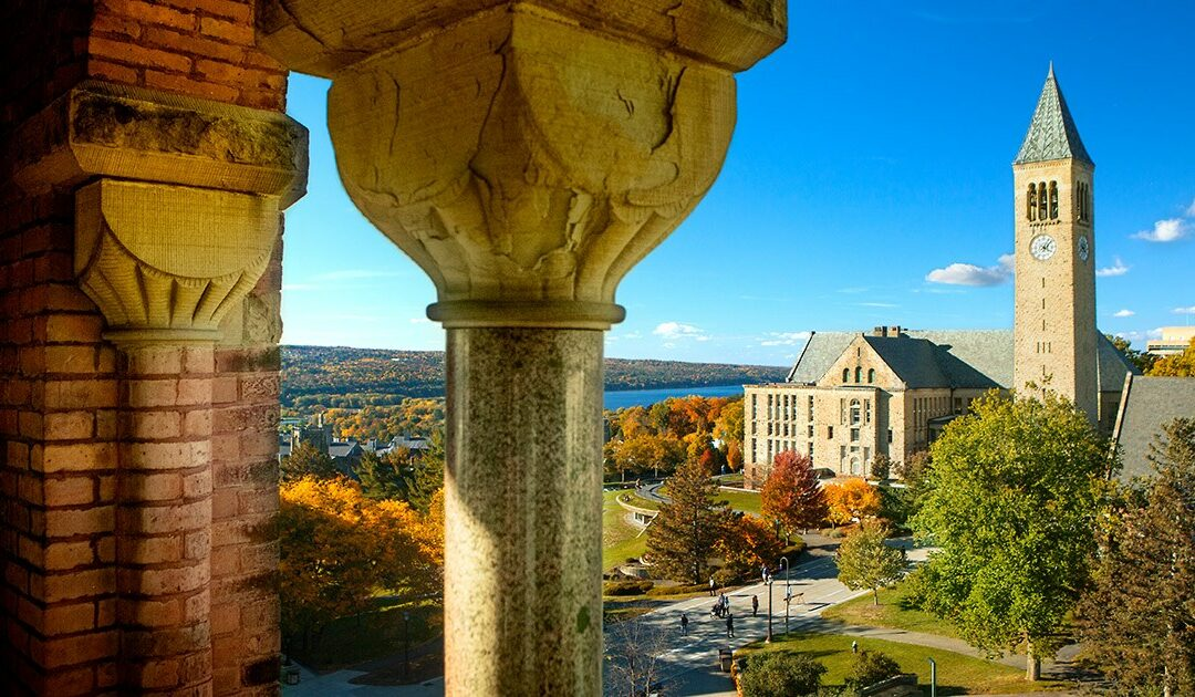 Cornell joins consortium to 'green' business supply chains