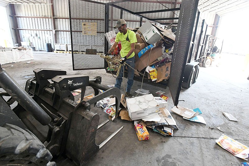 Report advises expansion, coordination on NW recycling