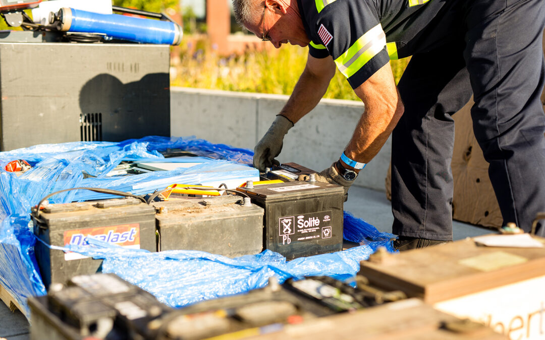 New Report Shows Lead Acid Batteries Can Be Recycled at 99% with Policy and Reverse Supply Chains