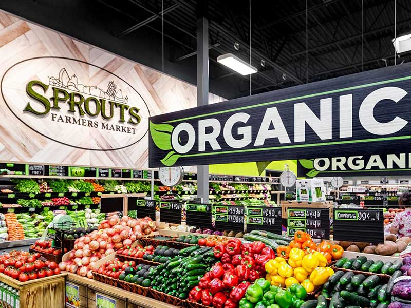 Sprouts Joins The Sustainability Consortium