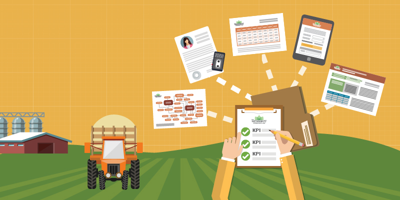 Landmark Data Landscape Map and Software Released to Ease Burden of Reporting Sustainability Data for Growers and Food Companies